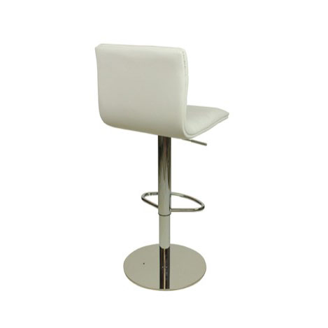 Deluxe Aldo Bar Stool - White